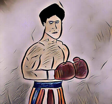 dental boxing animation